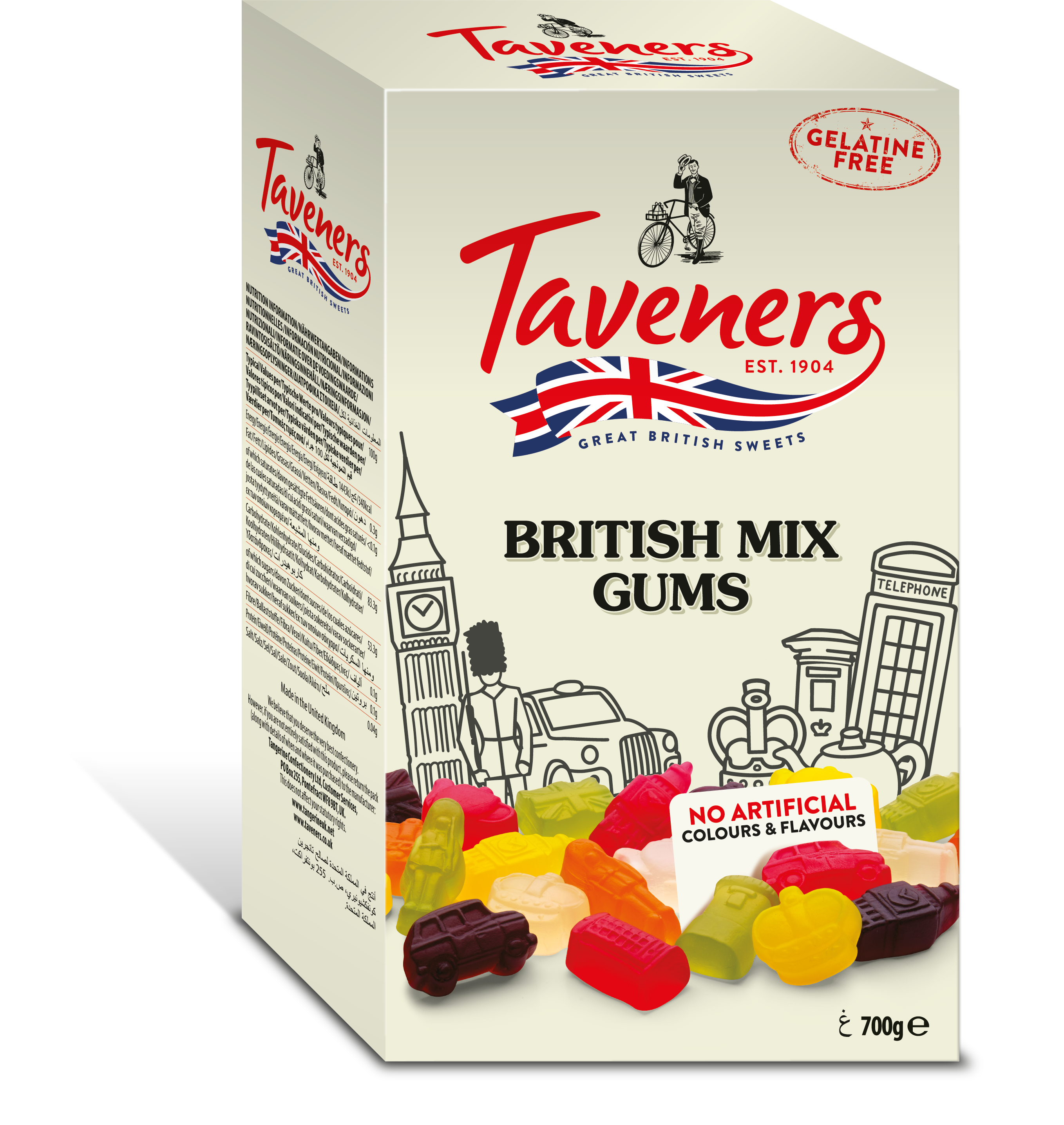 British Mix Gums